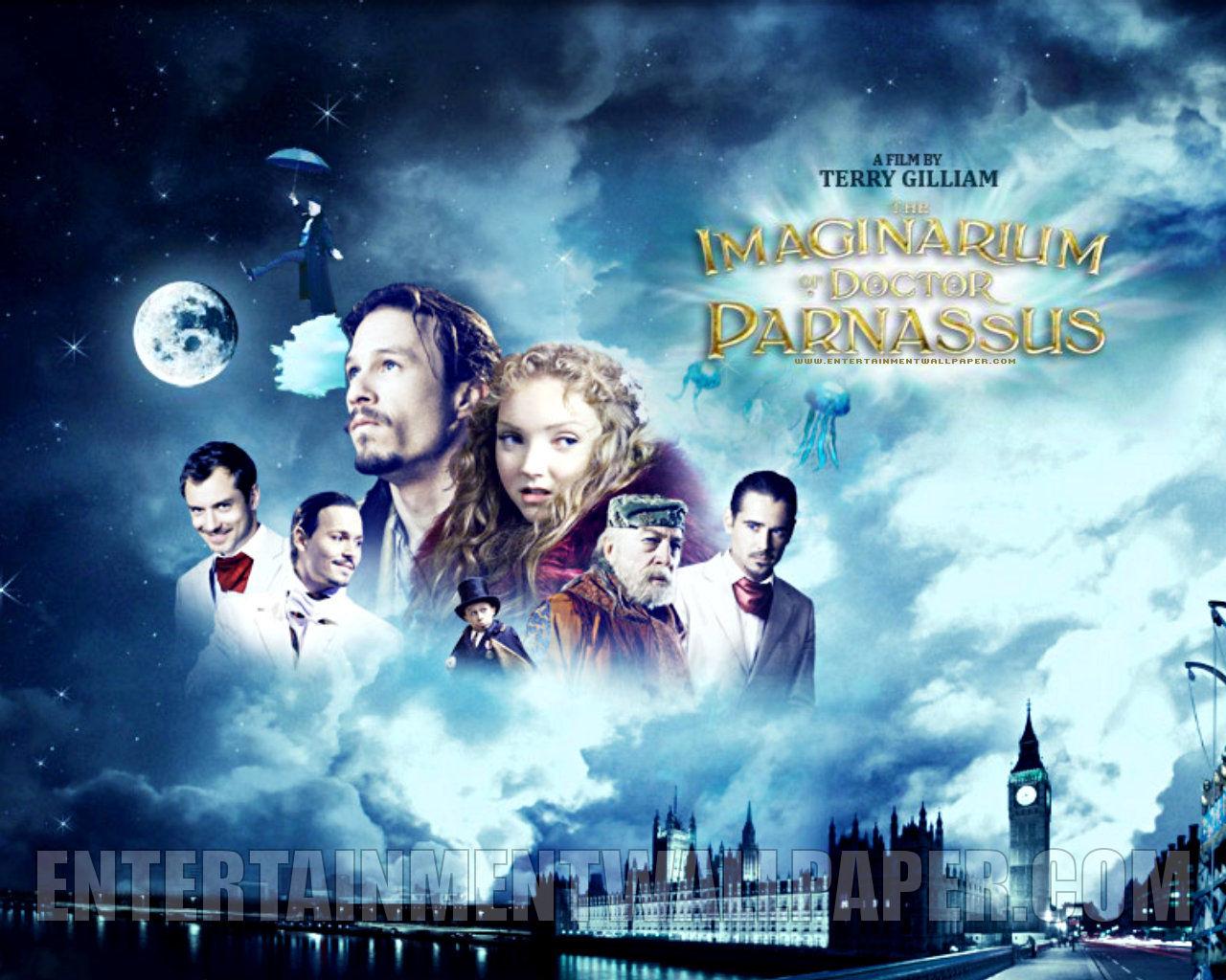 mundo imaginario do dr parnassus